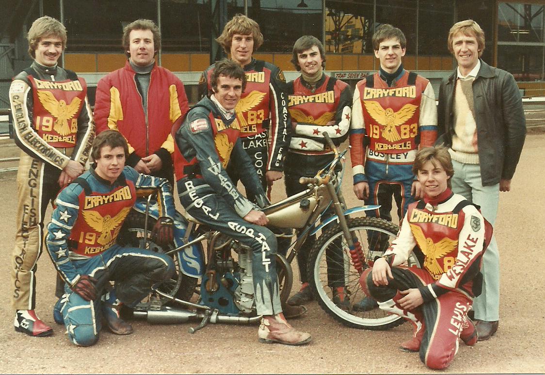 Crayford Kestrels 1983