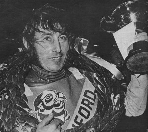 Etheridge wins the NNL Riders 1975