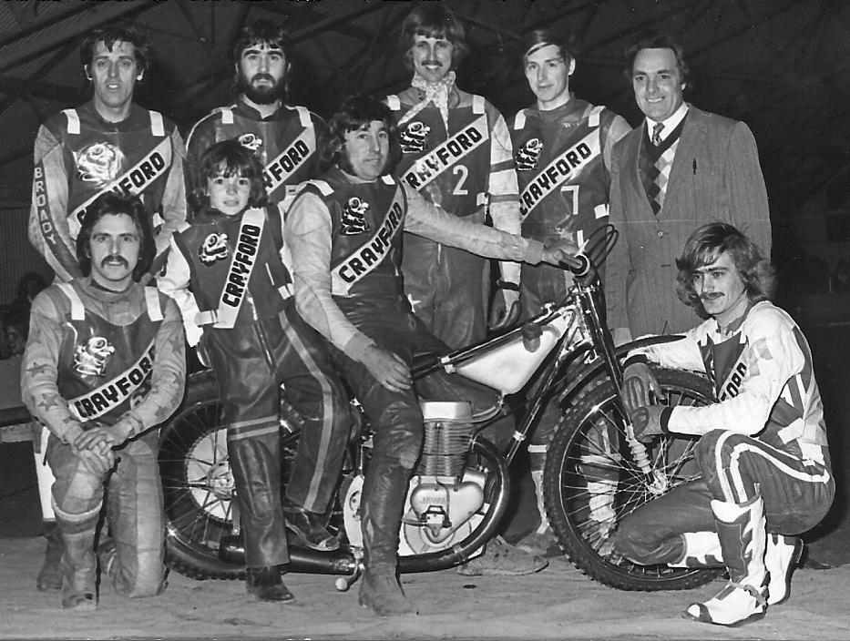 Crayford Kestrels 1976
