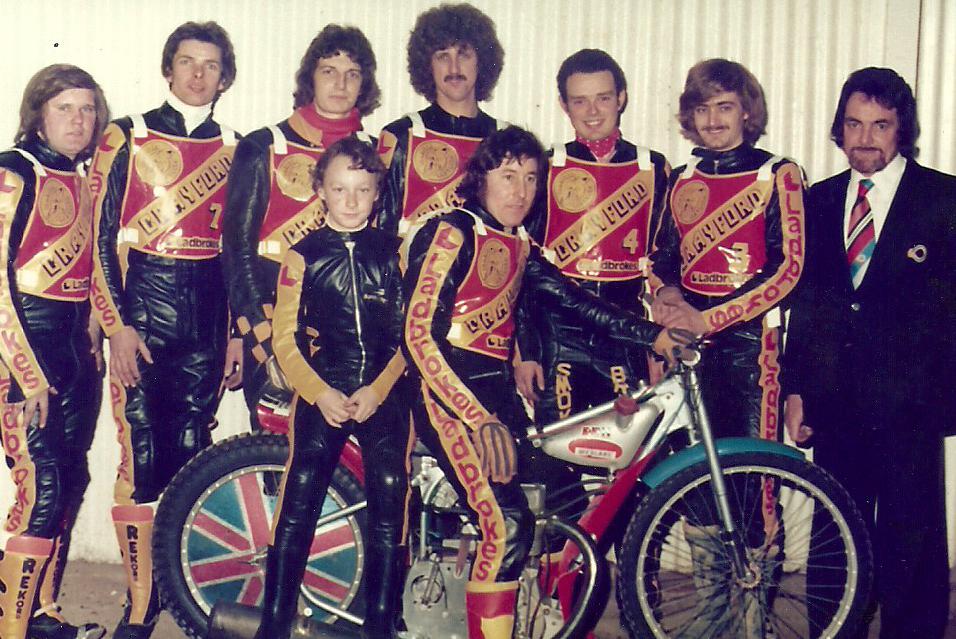 Crayford Kestrels 1979